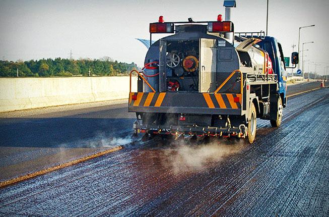 Битумные эмульсии для строительства дорог