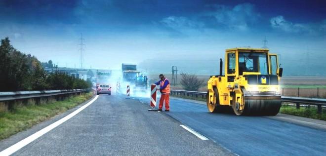 Материалы для строительства дорог